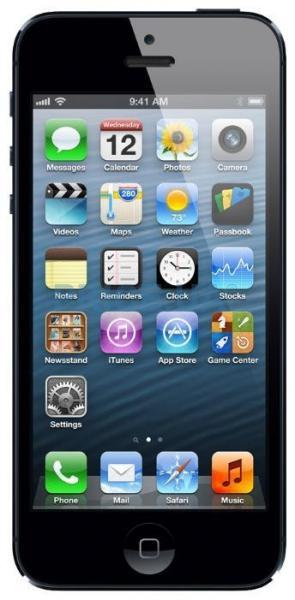 заменить дисплей на iPhone 5