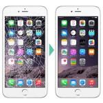 замена стекла iPhone 6s, разбилось стекло iPhone 6s