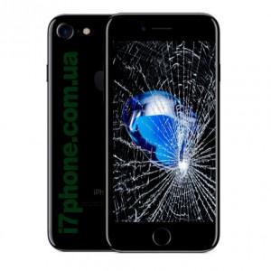 заменить разбитое стекло iPhone 7