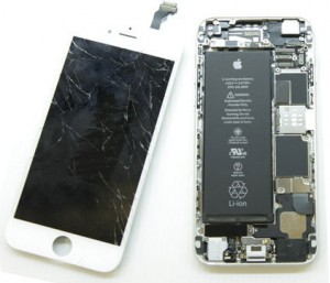 iPhone 4, 4s, 5, 5s, 5c, SE, SE 2, 6, 6 Plus, 6s, 6s Plus, 7, 7 Plus, 8, 8 Plus, X screen replacement in Kiev quickly