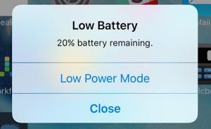 Замена батреи на iPhone 6