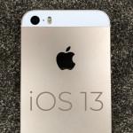 ios 13 на iPhone 5s i7phone