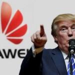 война Америки против huawei. решение Трампа