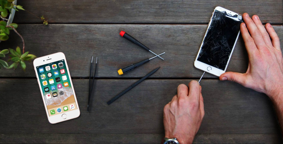 отремонтировать iPhone в Киеве